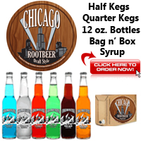 chicago root beer ad